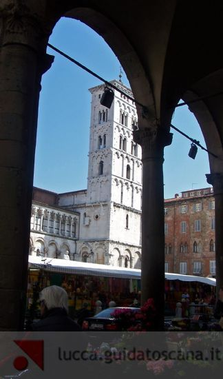 San Michele, Lucca